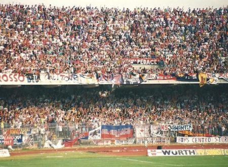Amarcord- Lecce – Cosenza del 1992